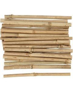 Stecco di bamboo, L: 20 cm, spess. 8-15 mm, 30 pz/ 1 conf.