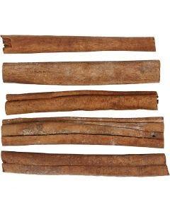 Stecche di cannella, L: 7-8 cm, 5 pz/ 1 conf.