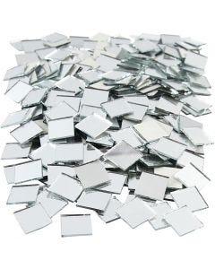 Tessere a specchio per mosaico, misura 16x16 mm, 500 pz/ 1 conf.