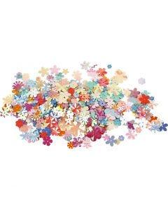 Lustrini , diam: 5-20 mm, colori asst., 250 g/ 1 conf.