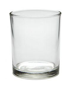 Tealight portalumino, H: 8,4 cm, diam: 7 cm, 240 ml, 12 pz/ 1 scat.