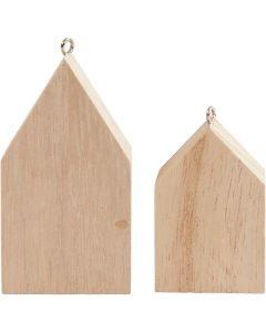 Case, H: 4,5+6,5 cm, 30 pz/ 1 conf.