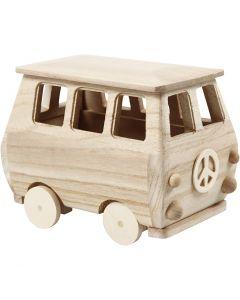 Minibus, misura 17x10x13 cm, 1 pz