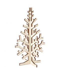 Albero di Natale, H: 20 cm, L: 12 cm, 1 pz