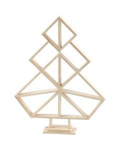 Albero di Natale, H: 40 cm, L: 31 cm, 1 pz