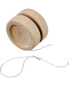 Yo-yo, H: 3 cm, diam: 5,0 cm, 1 pz