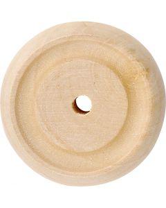 Ruota, diam: 30x10 mm, 40 pz/ 1 conf.
