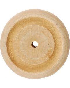 Ruota, diam: 42x11 mm, 40 pz/ 1 conf.
