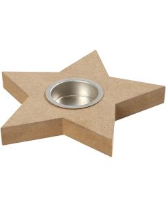 Tealight, H: 18 mm, diam: 15 cm, 1 pz