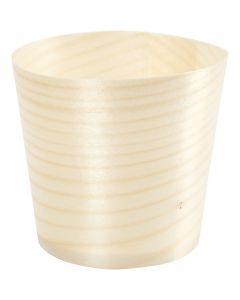 Tazza, H: 6 cm, diam: 5,5 cm, 12 pz/ 1 conf.
