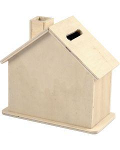 Scatola portasoldi, misura 10,1x10x5,4 cm, 10 pz/ 1 conf.