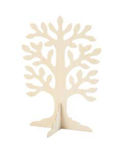 Albero, misura 30x21,5 cm, 10 pz/ 1 conf.