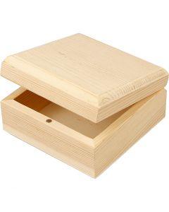 Portagioie, misura 9x9x5 cm, 8 pz/ 1 conf.