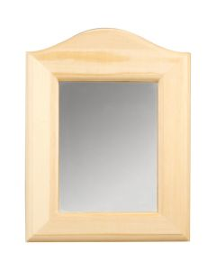 Specchio, misura 19x27x1,5 cm, 1 pz