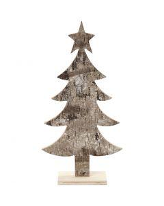 Albero di Natale, H: 26 cm, L: 13 cm, 1 pz