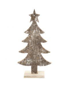 Albero di Natale, H: 18 cm, L: 9 cm, 1 pz