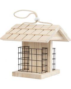 Tavolo per uccelli , H: 17.5 cm, L: 11.6 cm, L: 13,5 cm, 1 pz