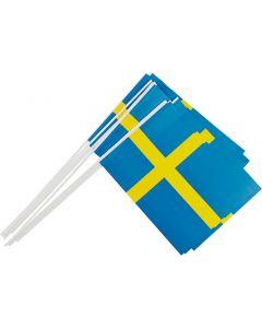 Bandiere, misura 20x25 cm, 10 pz/ 1 conf.