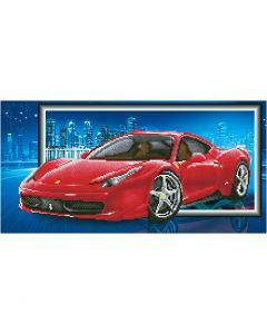 Diamond Dotz, Ferrari, misura 40x50 cm, 1 conf.