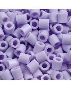 Perline a tubetto, misura 5x5 mm, misura buco 2,5 mm, medium, syren (32245), 6000 pz/ 1 conf.