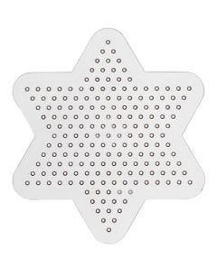 Pannello forato, diam: 10 cm, transparent, 1 pz