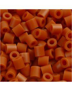 PhotoPearls, misura 5x5 mm, misura buco 2,5 mm, rosso marrone (5), 6000 pz/ 1 conf.