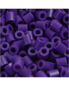 PhotoPearls, misura 5x5 mm, misura buco 2,5 mm, viola scuro (11), 6000 pz/ 1 conf.
