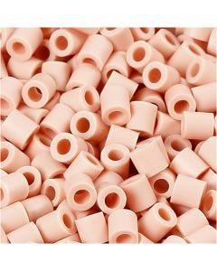 PhotoPearls, misura 5x5 mm, misura buco 2,5 mm, rosato (18), 6000 pz/ 1 conf.