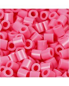 PhotoPearls, misura 5x5 mm, misura buco 2,5 mm, rosa antico (25), 1100 pz/ 1 conf.