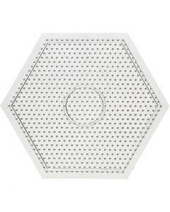 Pannello forato, misura 15x15 cm, 10 pz/ 1 conf.