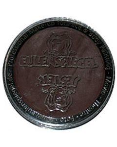 Pittura facciale a base d'acqua, marrone scuro, 20 ml/ 1 conf.