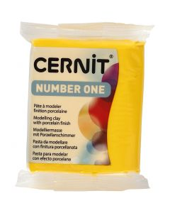 Cernit, giallo (700), 56 g/ 1 conf.