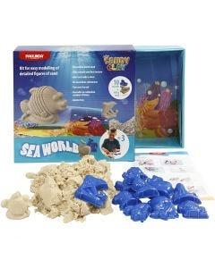 Sandy Clay ®, seaworld, 1 set