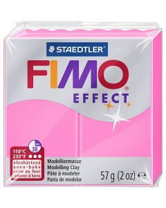 FIMO effect, neon pink, 57 g/ 1 conf.