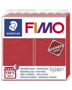 FIMO® effetto cuoio , watermelon (249), 57 g/ 1 conf.
