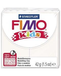 FIMO® per bimbi, bianco, 42 g/ 1 conf.
