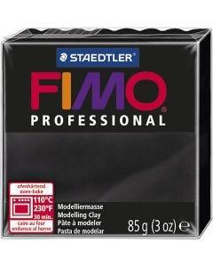 FIMO® Professional gioielli, nero, 85 g/ 1 conf.