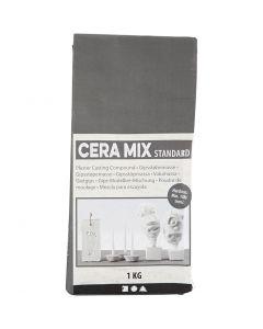 Gesso a colata Cera-Mix Standard, grigio chiaro, 1 kg