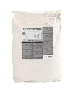Gesso a colata Cera-Mix Standard, grigio chiaro, 25 kg/ 1 conf.