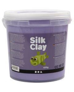 Silk Clay®, viola, 650 g/ 1 secch.