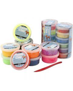 Foam Clay® , colori asst., 22 vasch./ 1 set