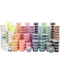 Foam Clay® , colori asst., 22x10 vasch./ 1 conf.