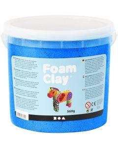 Foam Clay® , metallico, blu, 560 g/ 1 secch.