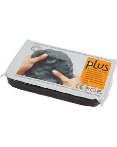 Argilla autoindurente, nero, 12x1000 g/ 1 conf.
