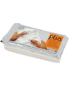Argilla autoindurente, bianco, 12x1000 g/ 1 conf.