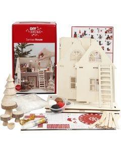 Kit per casetta di Babbo Natale, 1 set