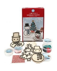 Natale polare, 1 set