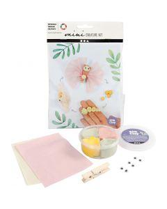 Mini Kit Creativo, ciclo di vita della farfalla, 1 set