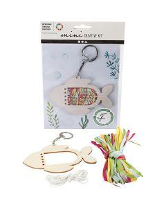 Mini kit creativi, Pesce, 1 set