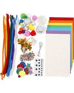 Assortimento creativo, Arcobaleno, 1 conf.